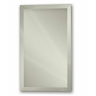 Compare prices Studio IV 15 x 35 Recessed or Surface Mount Medicine Cabinet By Jensen