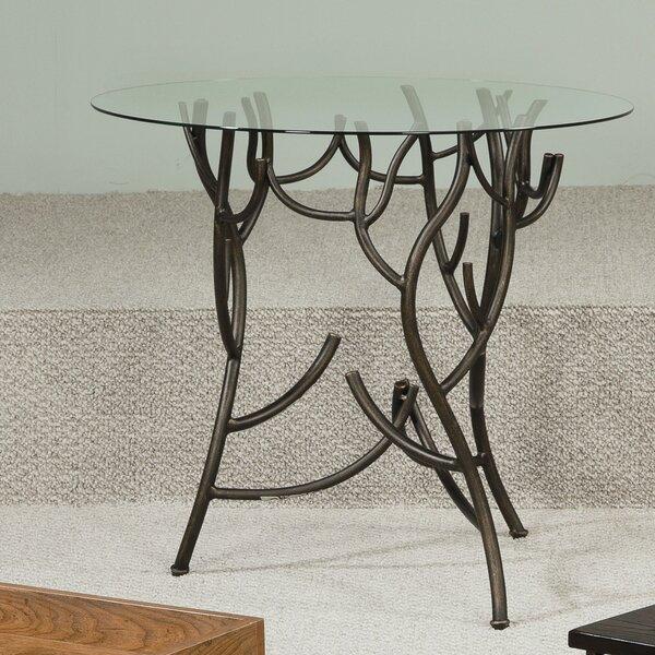 Karlie End Table By Ivy Bronx