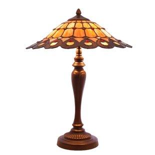 Geometric lamp wayfair cristian 2175 geometrical table lamp greentooth Images