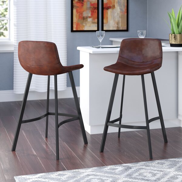 Skyler 29 Bar Stool (Set of 2) by Langley Street