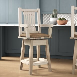 Astounding Abella 24 Rectangle Swivel Bar Stool Gmtry Best Dining Table And Chair Ideas Images Gmtryco
