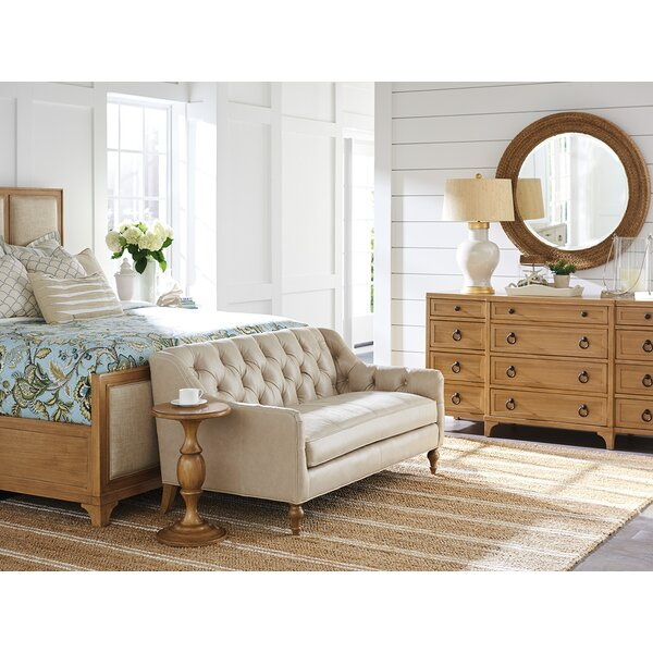 Newport Upholstered Panel Configurable Bedroom Set by Barclay Butera