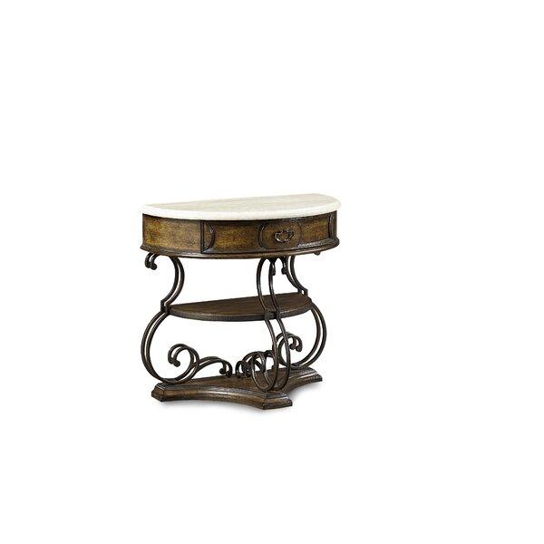 Sofitel 1 Drawer Nightstand by Astoria Grand Astoria Grand