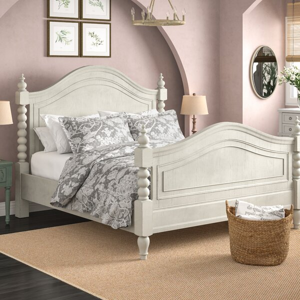 Four Poster Bed by Feminine French Country
