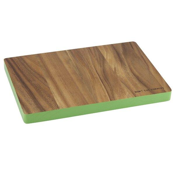 All in Good Taste Rectangular Cutting Board by kate spade new york