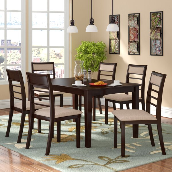 Mylene 7 Piece Dining Set by Red Barrel Studio