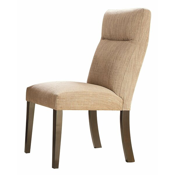 Leilani Parson Upholstered Dining Chair (Set of 2) by Foundry Select