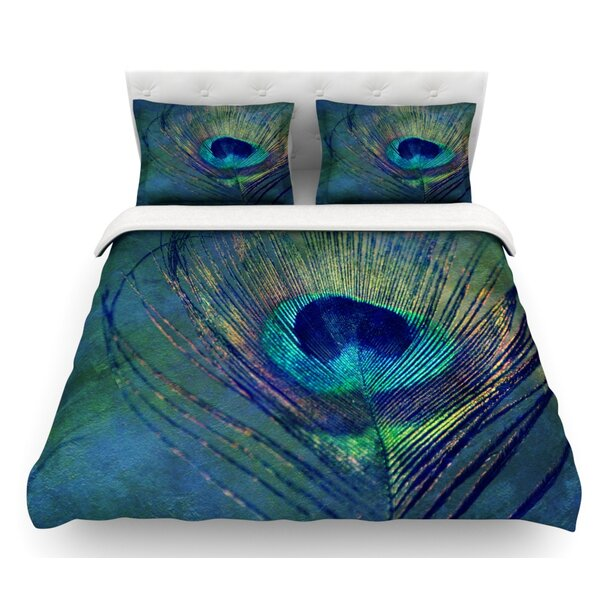 Plume Single Duvet Cover by East Urban Home