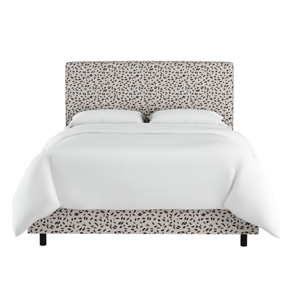 Marksbury Upholstered Standard Bed by Wrought Studio