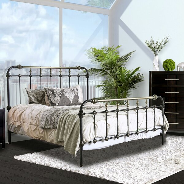 Maximillian Platform Bed by August Grove