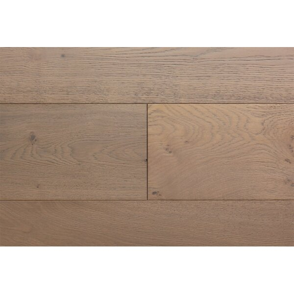 7-1/2 Solid Maple Hardwood Flooring (Set of 6) by Chic Rugz