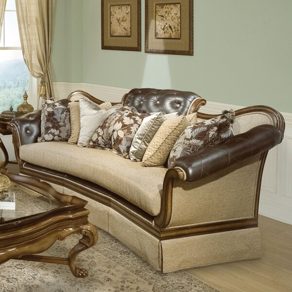 Salvatore Sofa by Benetti's Italia