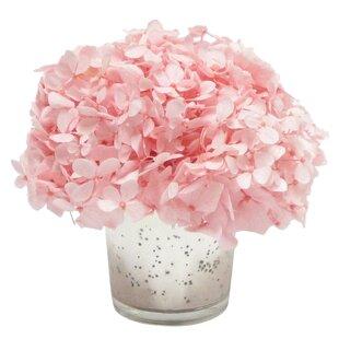 Pink Vase Artificial Flowers Youll Love Wayfair