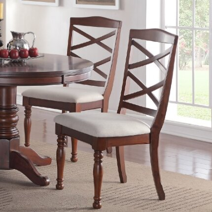 Amazing Sheraton Side Chair (Set Of 2) By A&J Homes Studio 2019 Sale