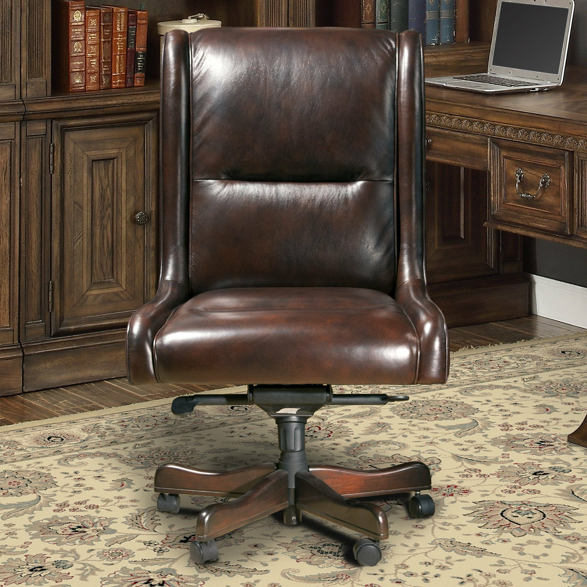 Marview Armless Swivel Task Chair