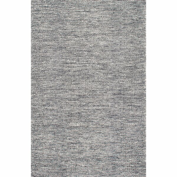 Parnell Hand-Woven Gray Area Rug by Union Rustic