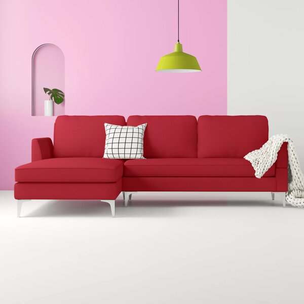 Bahia Left Hand Facing Sectional by Hashtag Home