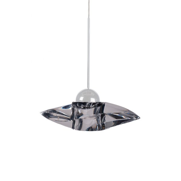 Sorriso 1-Light  LED Geometric Pendant by WAC Lighting