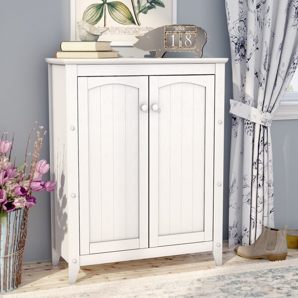 Allie 2 Door Accent Cabinet by August Grove