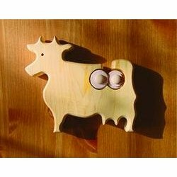 FireStone Cow Shaped Knife Sharpener by McGowan
