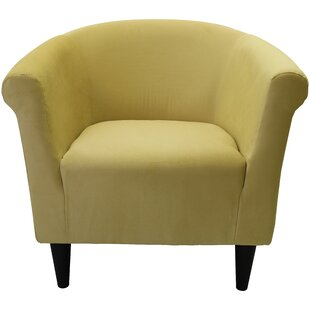 Compare Mthimunye Barrel Chair By Ebern Designs