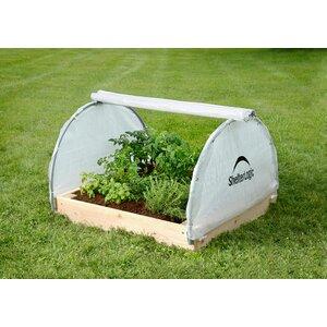 GrowIT 4 Ft. W x 4 Ft. D Mini Greenhouse