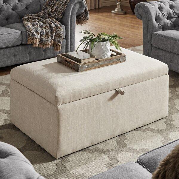 Ying Upholstery Storage Ottoman By Latitude Run