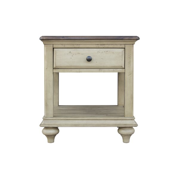 Wilfred End Table By Bayou Breeze