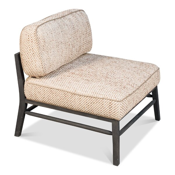 Fabiano Slipper Chair by Wrought Studio