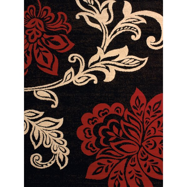 Dallas Dallas Trouseau Red Area Rug by United Weavers of America