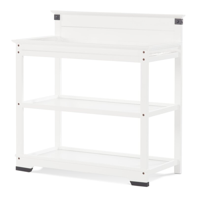 Child Craft Redmond Changing Table With Pad Reviews Wayfair