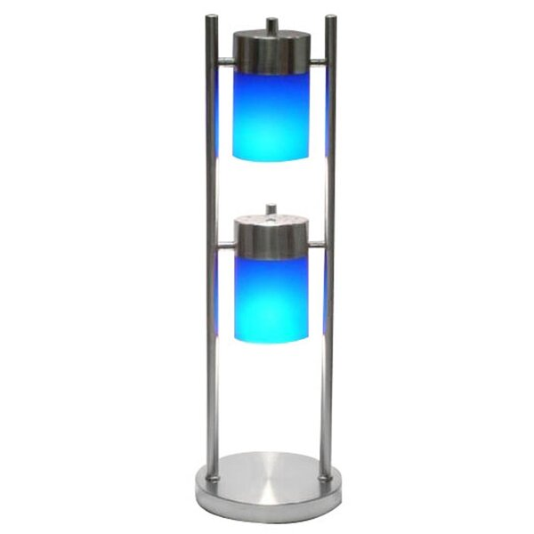 Emelda 2-Light Adjustable 25 Table Lamp by Latitude Run