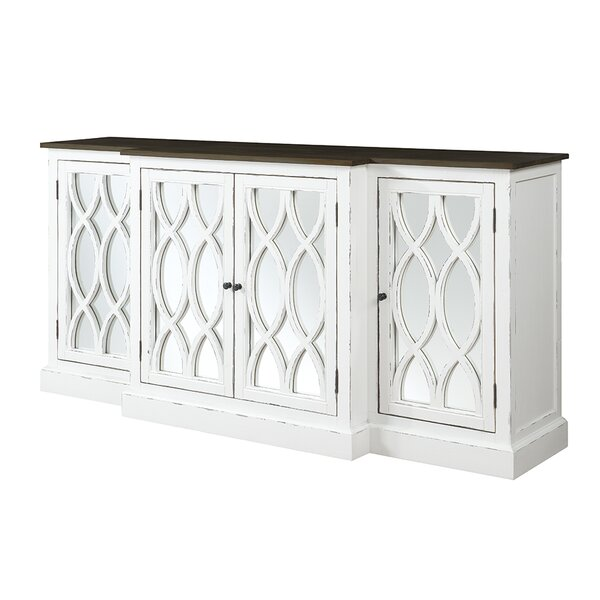 Mulford 4 Door Accent Cabinet by Beachcrest Home
