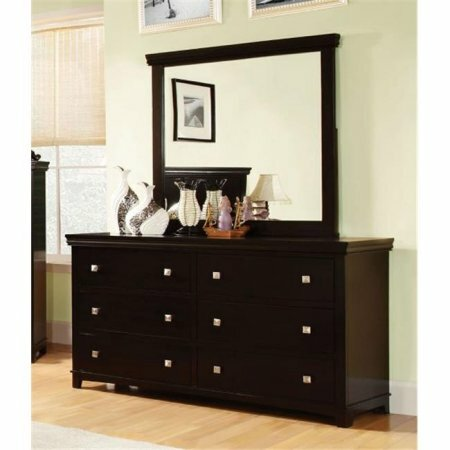 Tussey 6 Drawer Standard Dresser/Chest by Darby Home Co