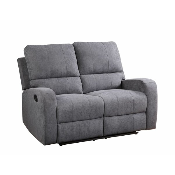 Stainforth Reclining Loveseat By Red Barrel Studio