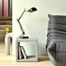 Monobloc Cube Unit Bookcase by Lyon Beton