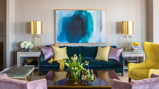 9 Statement Pieces For Your Living Room Design