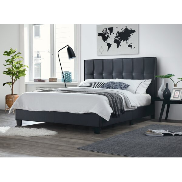 Tomita Queen Platform Bed by Orren Ellis