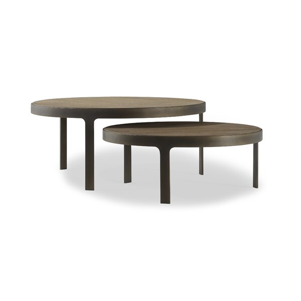Laguna 2 Piece Nesting Tables By Brownstone Furniture
