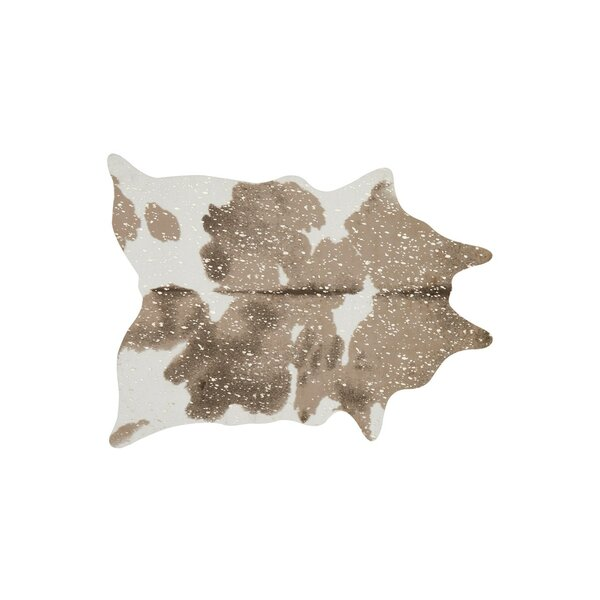 Duran Taupe/Champagne Area Rug by Union Rustic