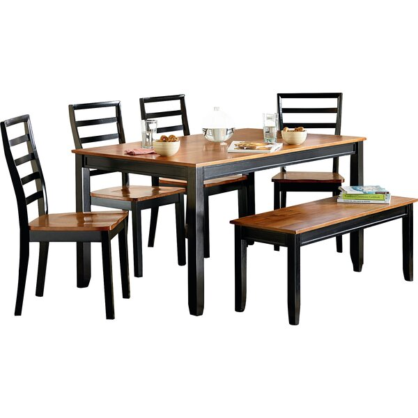 Buco 5 Piece Dining Set by Darby Home Co Darby Home Co
