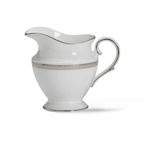 Murray Hill 8 oz. Creamer by Lenox