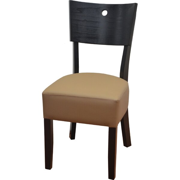 Upholstered Dining Chair (Set of 2) by DHC Furniture
