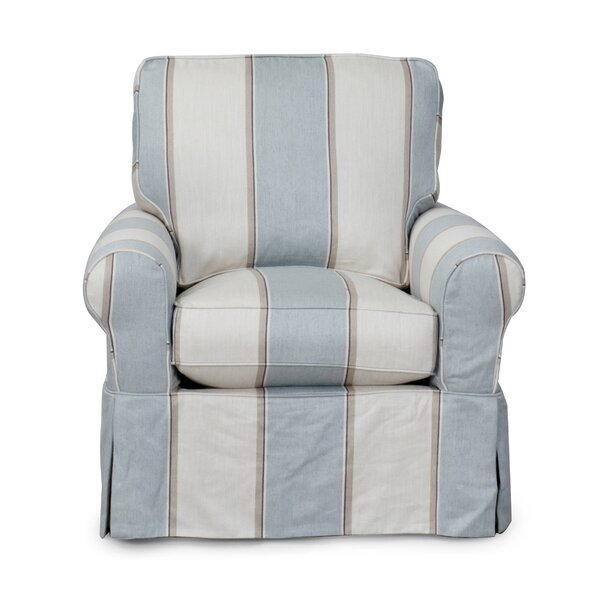 Rundle Swivel Armchair by Beachcrest Home Beachcrest Home