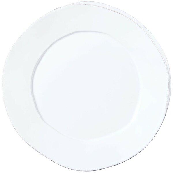 Lastra Round Platter by VIETRI