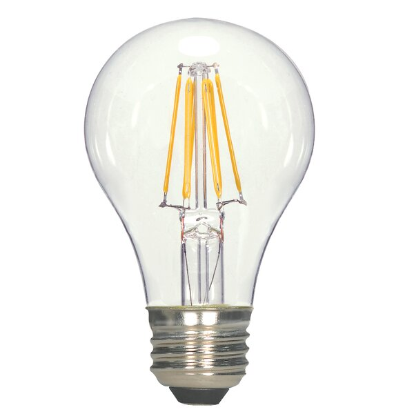 6.5W E26 LED Vintage Filament Light Bulb by Satco