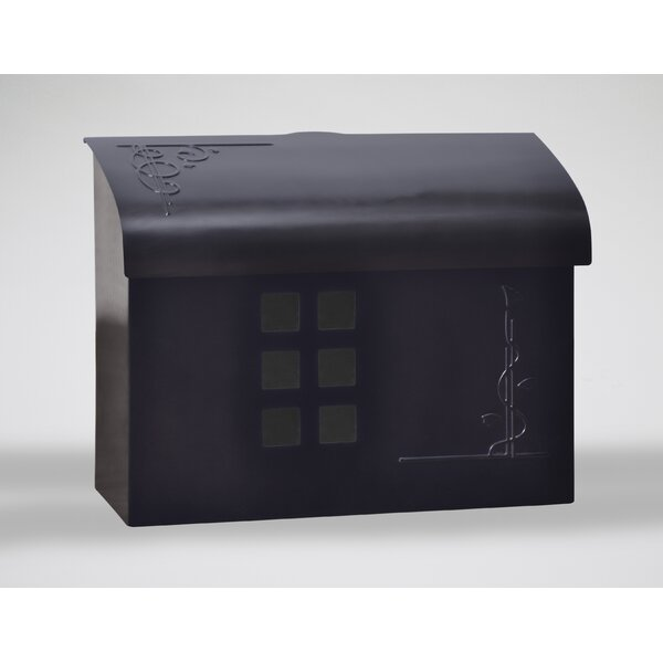 Wall Mounted Mailbox by Ecco