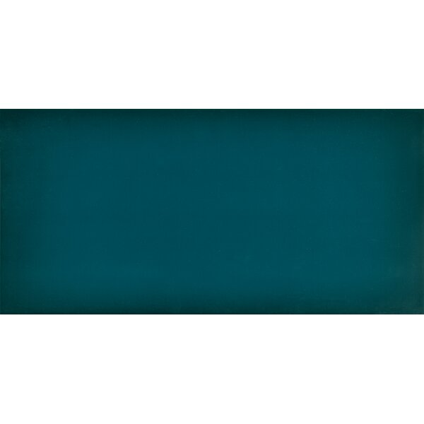 Ombre 6 x 12 Ceramic Subway Tile in Glossy Blue by Emser Tile