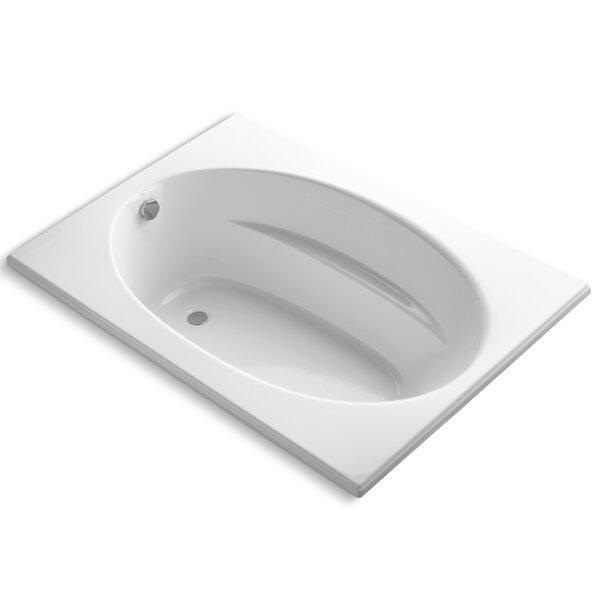 Windward 60 x 42 Drop In Soaking Bathtub by Kohler