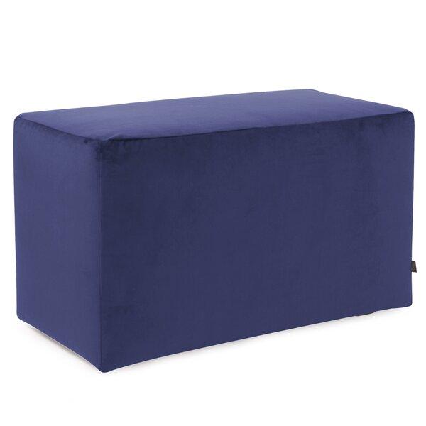 Mattingly Box Cushion Ottoman Slipcover By Red Barrel Studio